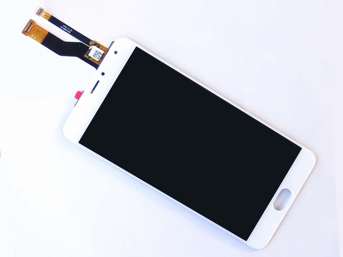 Original LCD Screen and Touch Screen Digitizer Assembly for Meilan metal – White