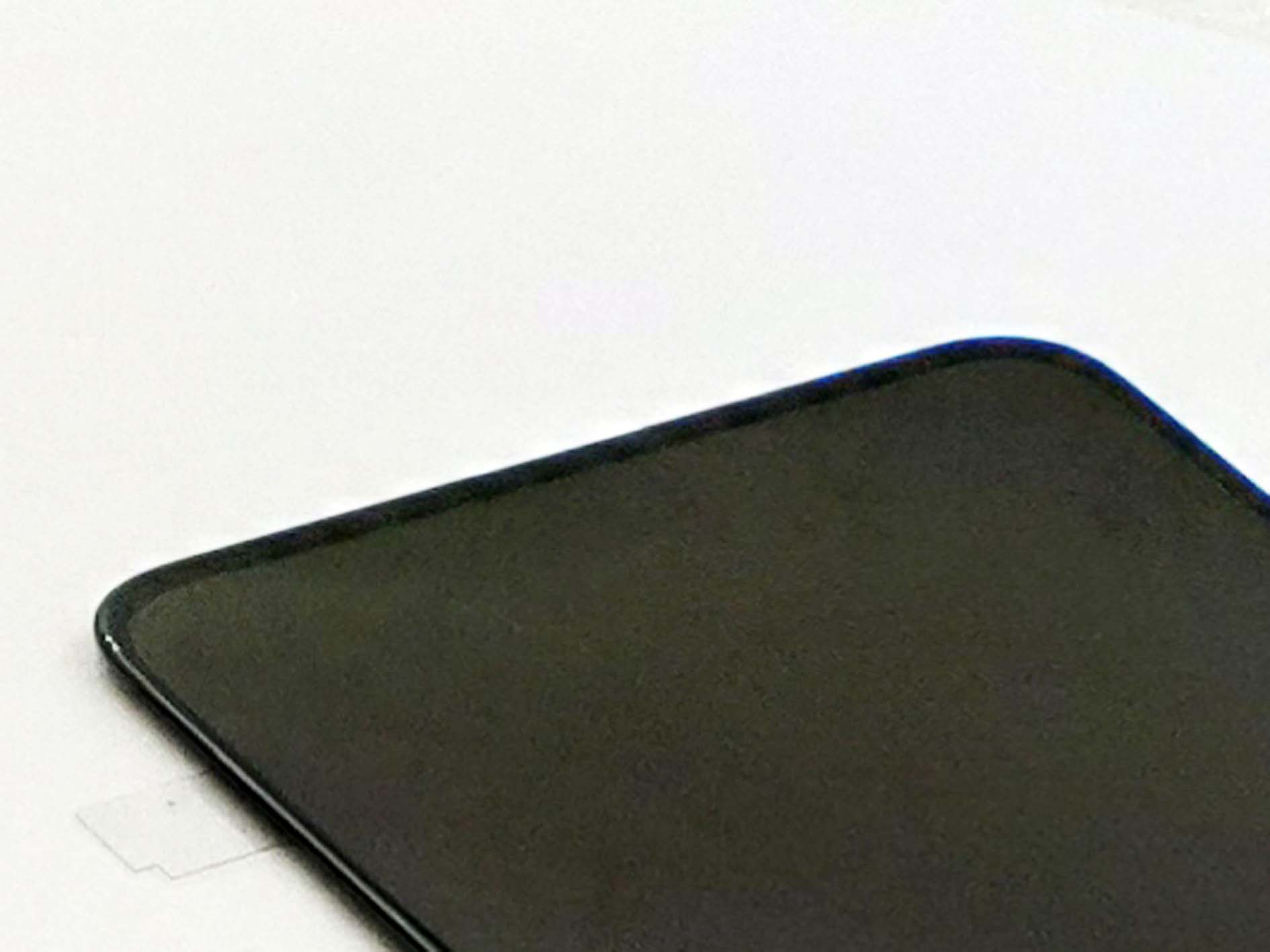 Scratch-Resistant Soft Cover Ultra Thin Silicon for Oneplus one- Transparent Blue