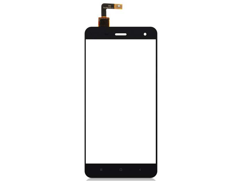 Touch screen Digitizer for Xiaomi M4 Mi4 - Black