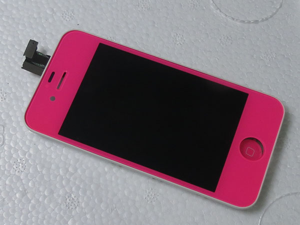 Conversion kit iPhone 4 -Hot Pink