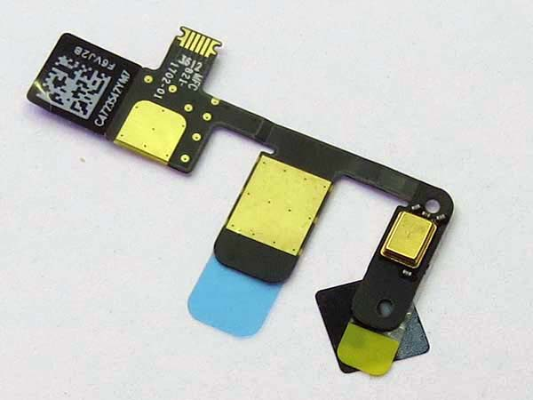 Transmitter Microphone Flex Cable Replacement for iPad Mini