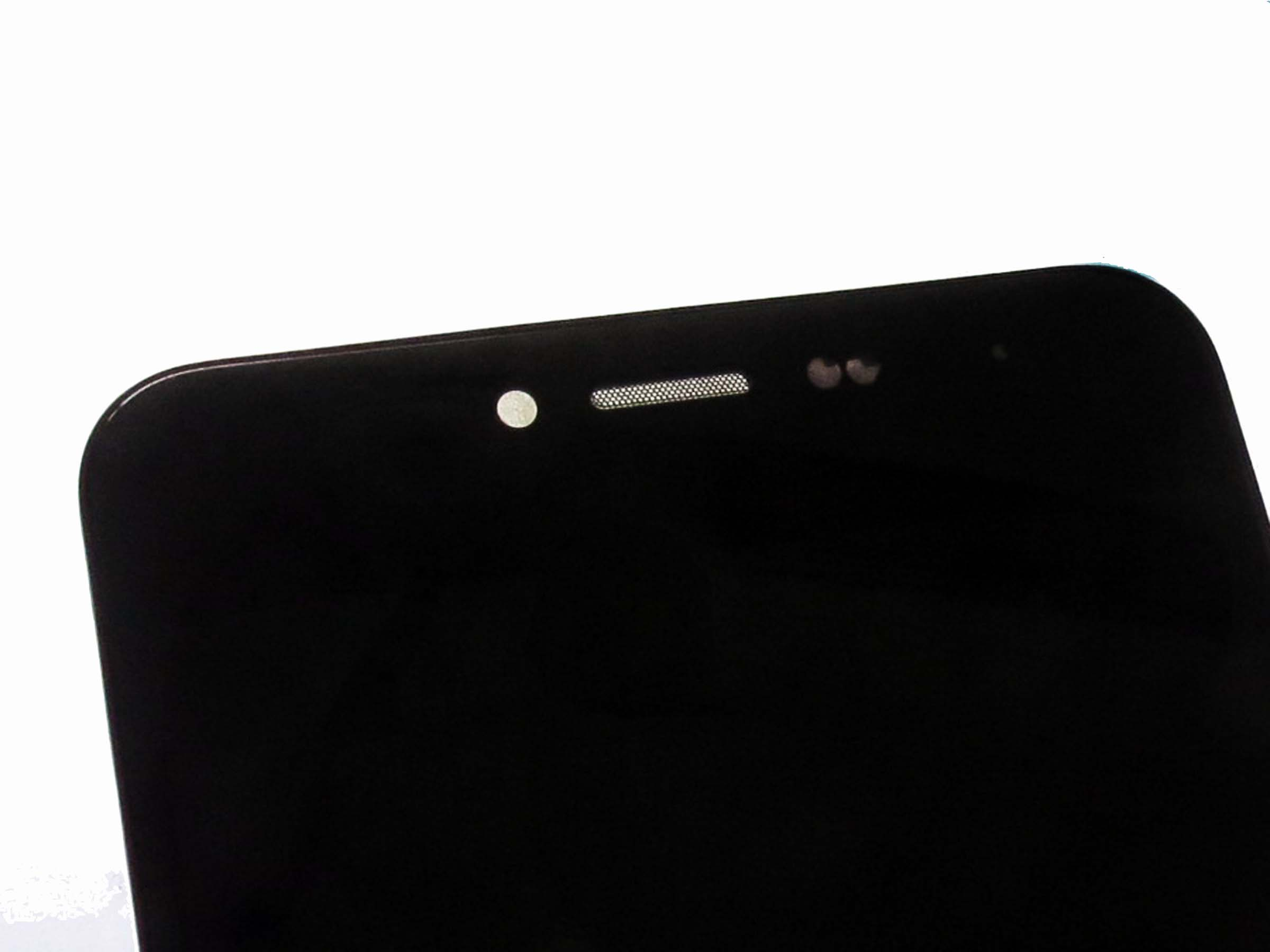Original LCD Touch Screen Digitizer Assembly with Frame for Meilan M3-Black