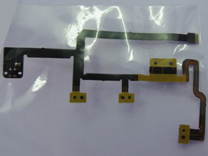 Power On Off Volume Flex Cable for iPad 4