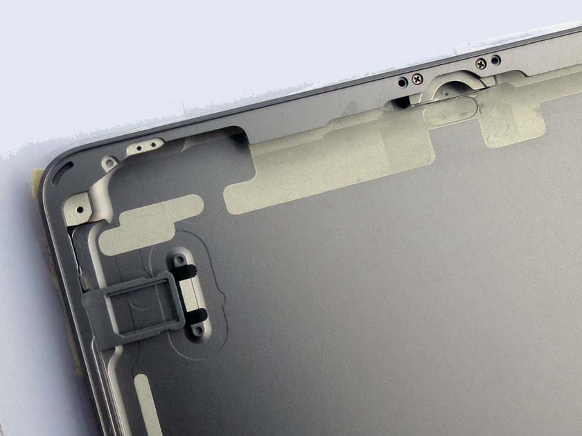 Original 4G version Back Cover for iPad air 5 - Grey