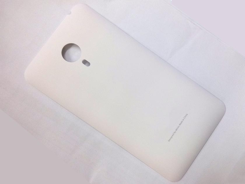 Battery Cover Back Housing Cover for Meizu Mx4 - White