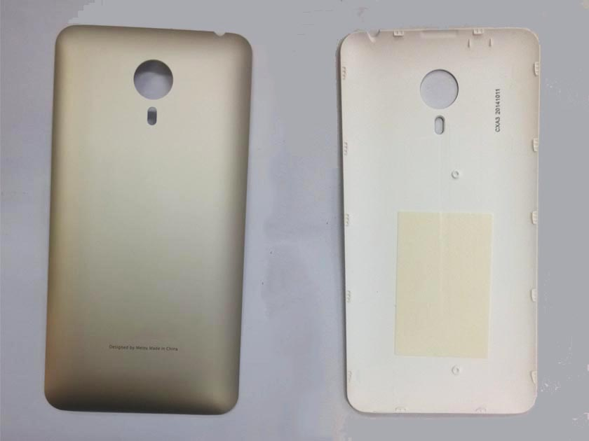 Battery Cover Back Housing Cover for Meizu Mx4 - Gold