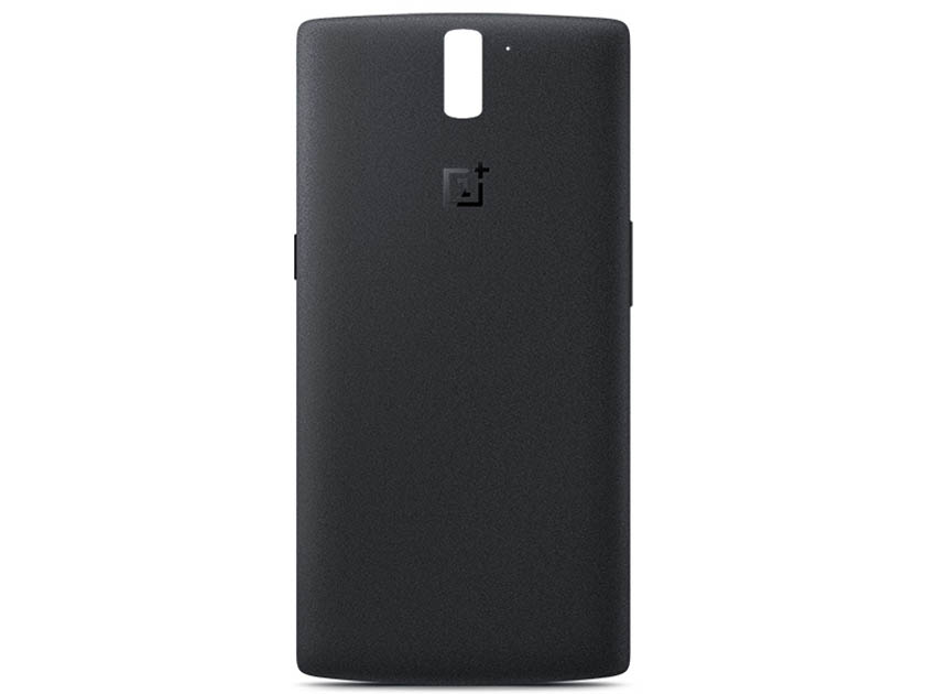 Original genuine Battery Cover Back Housing Cover for Oneplus one- Obsidian Black