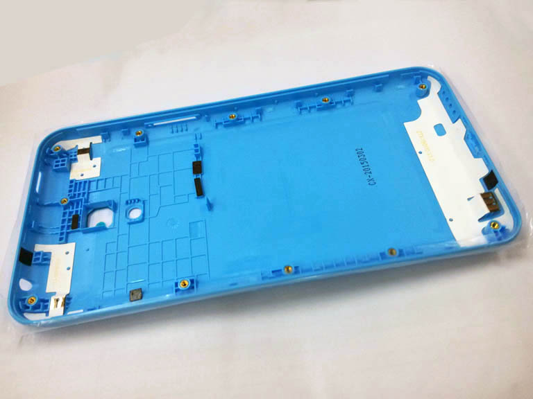 Battery Cover Back Housing Cover for Meizu Meilan M1 (5.00) - Baby Blue