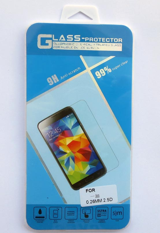 OEM Premium Tempered Glass Screen Protector for Oneplus one