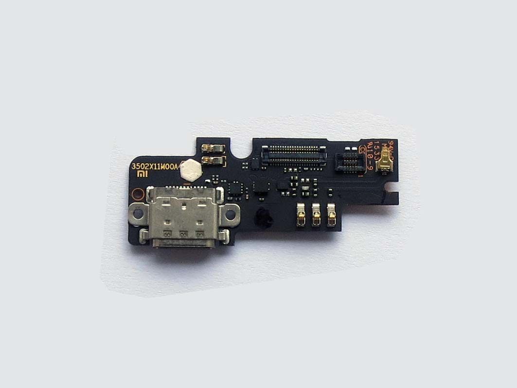 USB plug charge board with micorphone for Xiaomi 4C