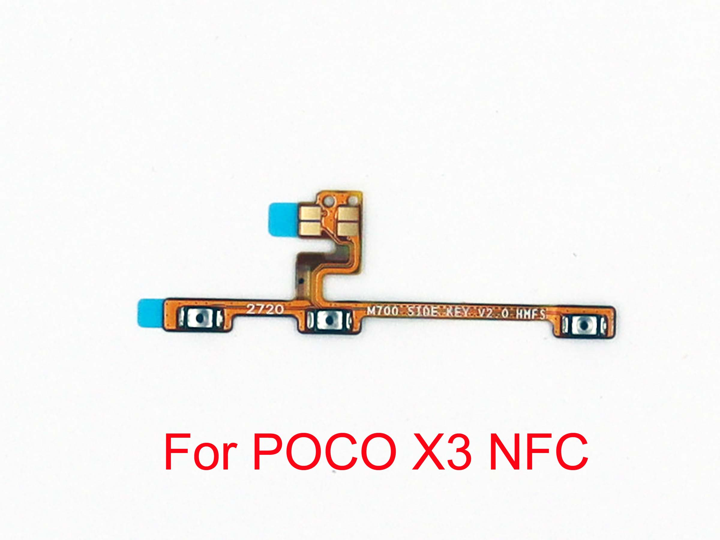 Earpiece Ear Speaker with Volume Button Flex Cable For Samsung Galaxy S3 i9300