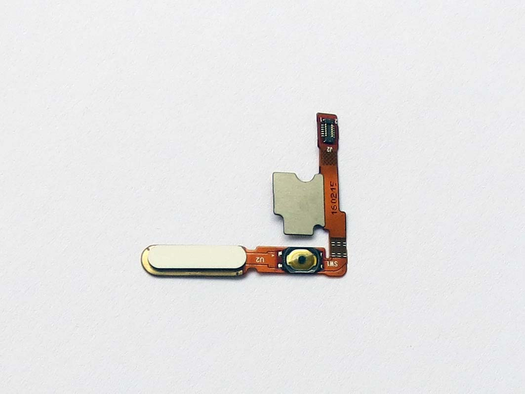 Fingerprint Finger home key button flex cable for xiaomi 5 mi 5 –White
