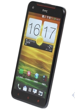 HTC Butterfly complete screen assembly x920e - Black