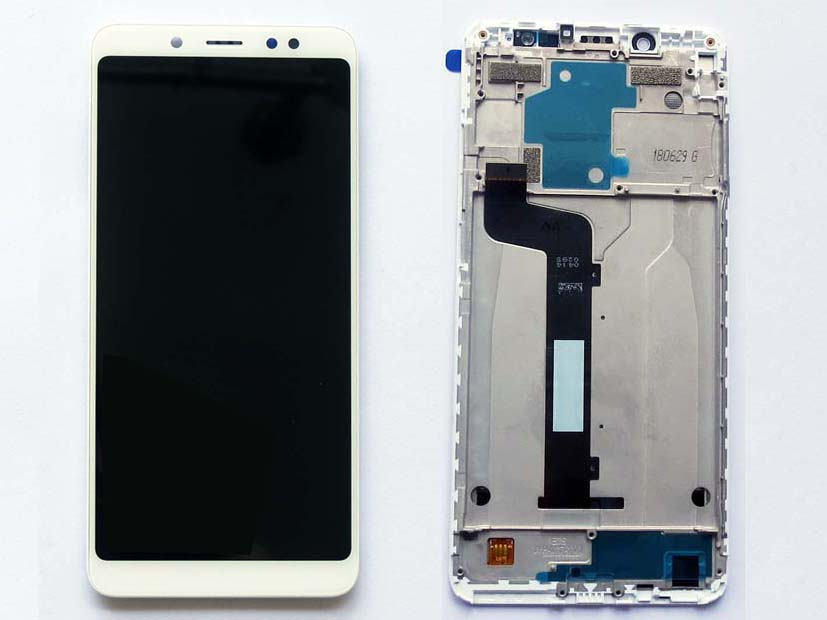 Back Camera With Sensor Flex Cable For LG G2 D802