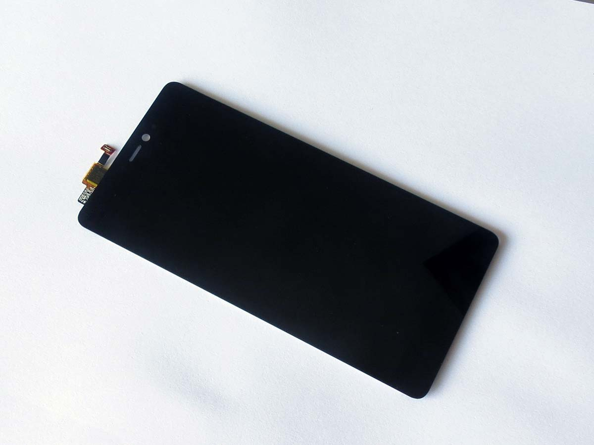 Original  LCD and OEM Touch Screen Digitizer Assembly for Xiaomi 4i Mi 4i - Black