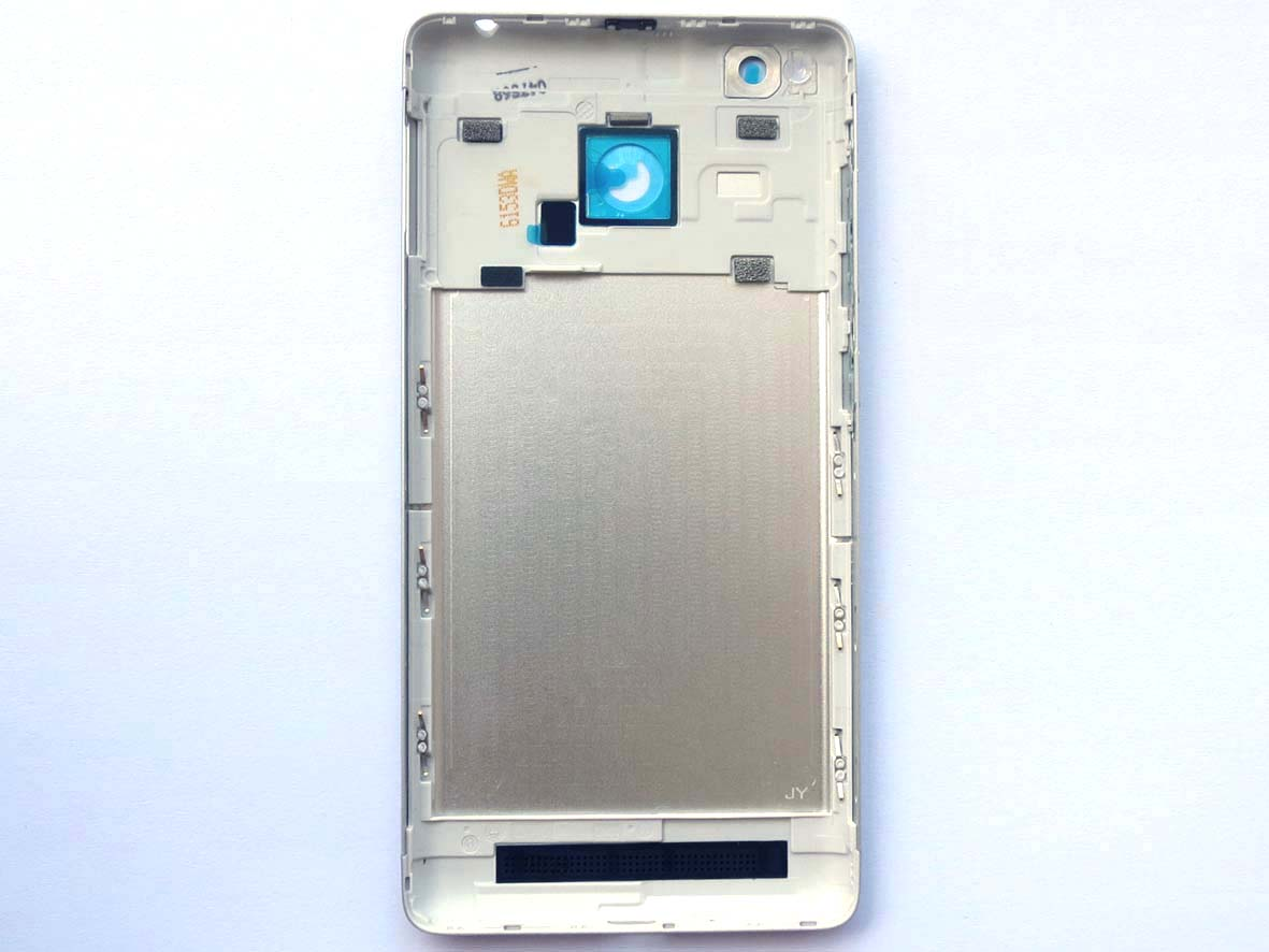 Original Battery Cover Back Housing Cover for Redmi 3s & Redmi 3s pro-Silver