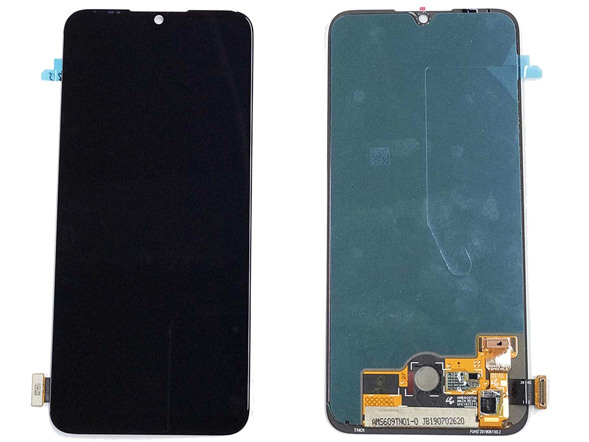 Original Super Amoled screen assembly with digitizer for xiaomi A3/CC9e