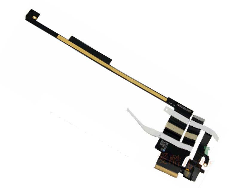 New Version Headphone Jack Audio Flex Cable + PCB Board for iPad 2
