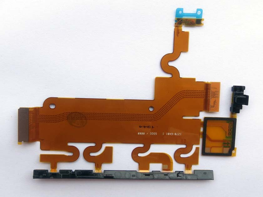 Power On/Off Volume Button Flex Cable For Sony Xperia Z1 L39h C6903 C6902