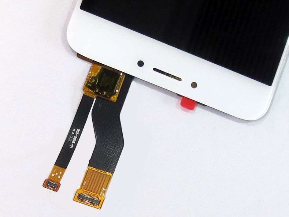 Original LCD Touch Screen Digitizer Assembly for Meilan Note 3 –white
