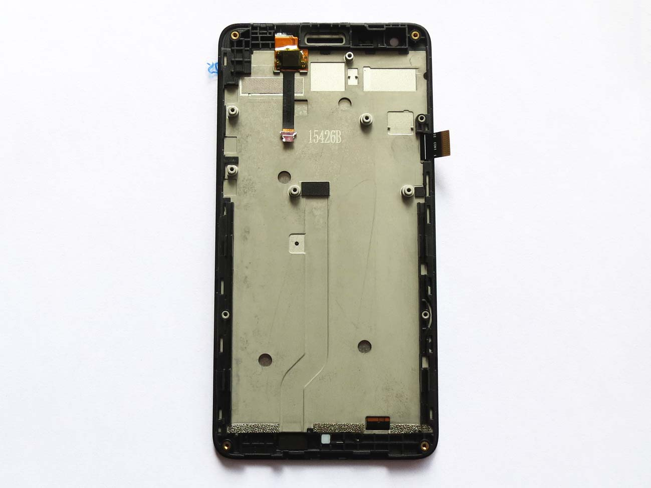 Complete screen with front housing for xiaomi Redmi 2 4G/LTE-Black