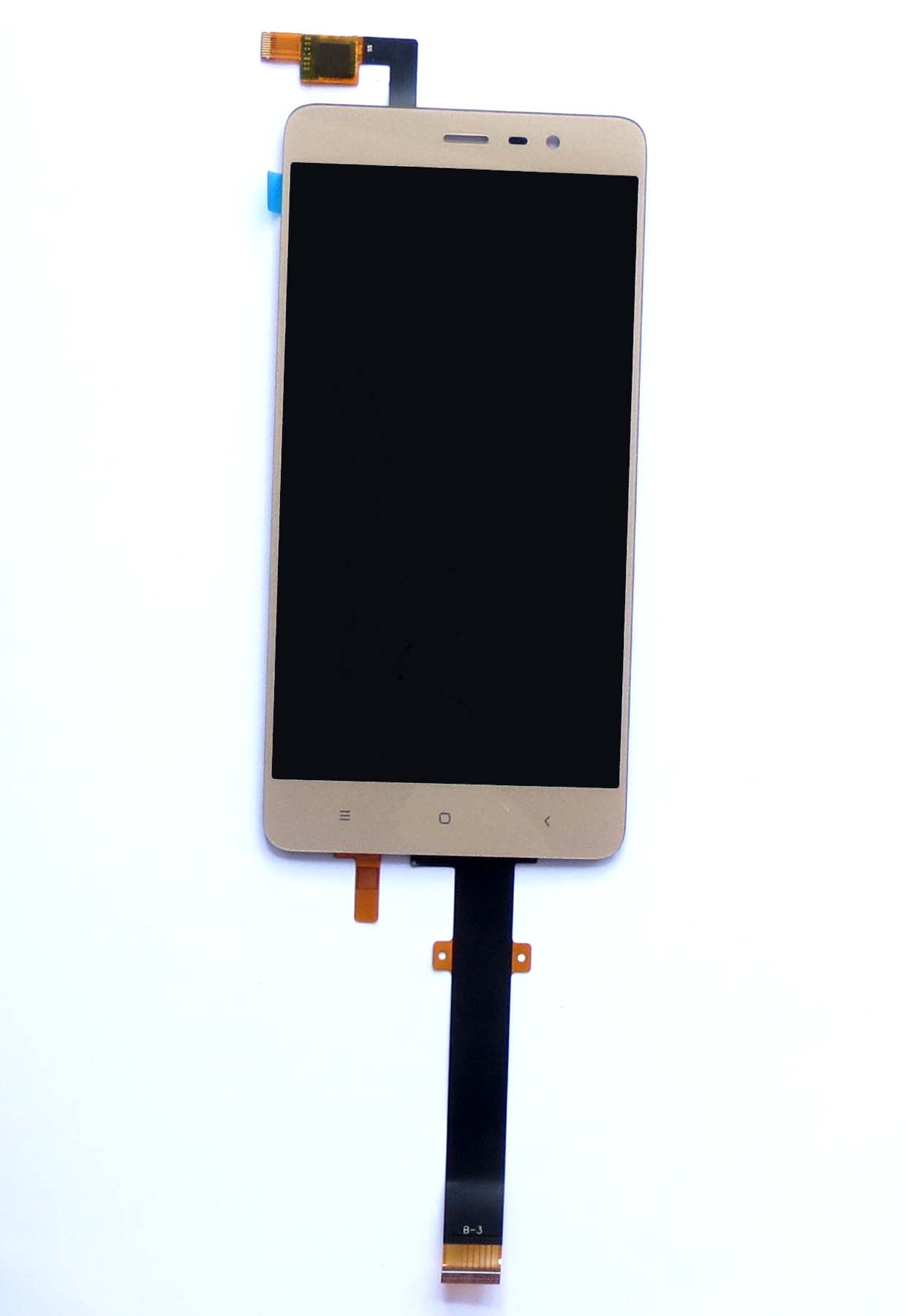 Original LCD Assembly with OEM Touch Screen for Redmi Note 3 pro special edition–Gold