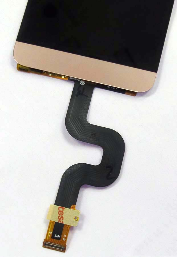 Original LCD and Touch Screen Digitizer Assembly for LETV 2 x620 - Gold