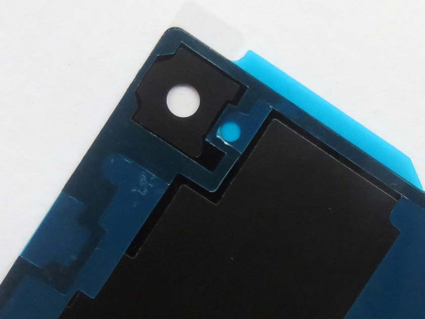 battery door cover for Sony Xperia Z1 L39h - Black