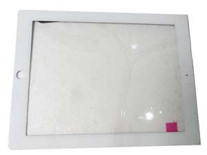 Digitizer Touch Screen foriPad 3 And 4  – White