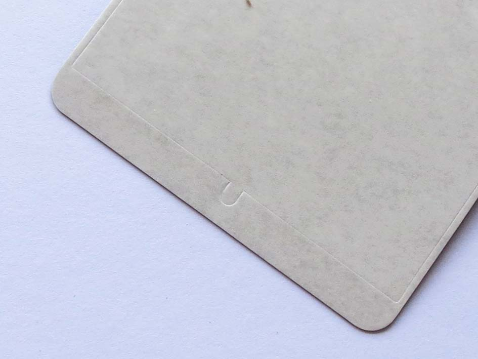 Double-sided Adhesive glue for Redmi 3 frame/bezel Sticker