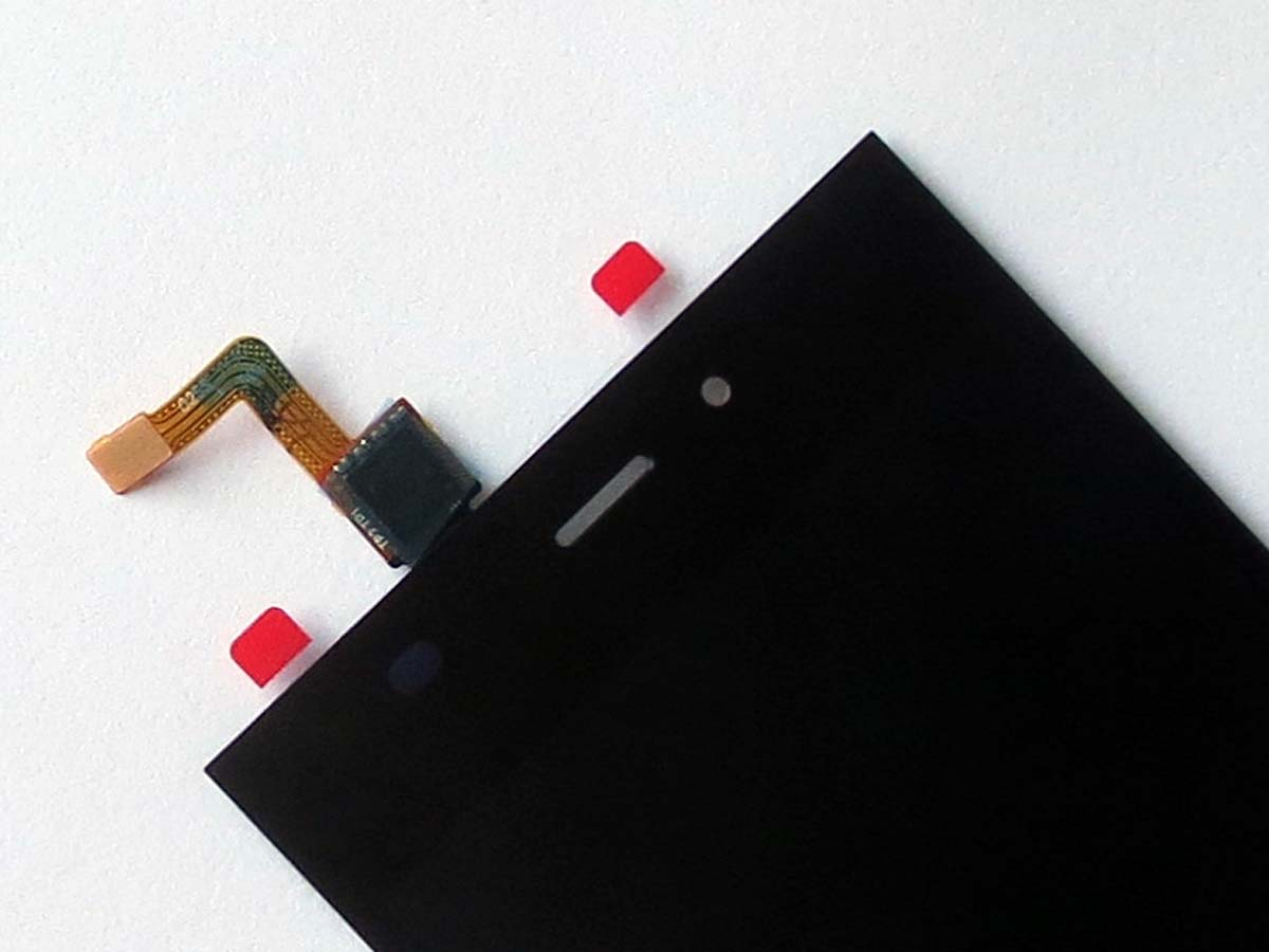 Repair Parts for Xiaomi M3 LCD Screen Assembly with Touch Screen-Black