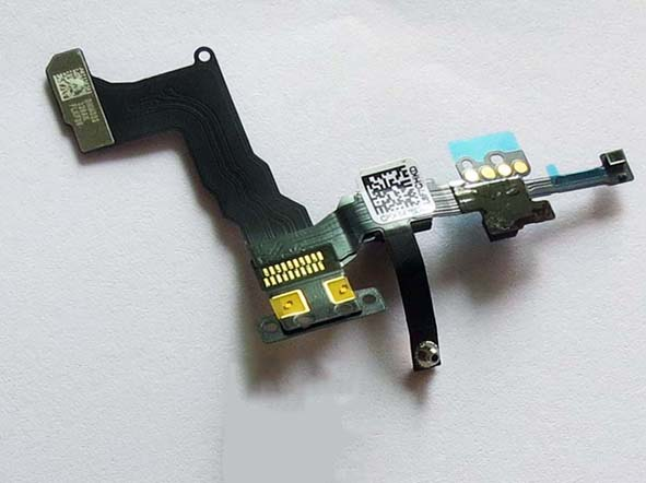 Front Camera with Light Sensor Flex Cable for iPhone 5s