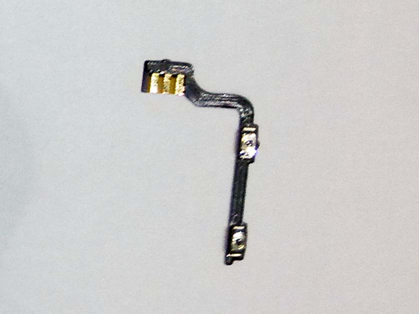 Volume Button Port Flex for Oneplus one