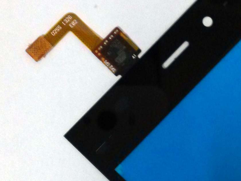 Touch screen Digitizer for Xiaomi M3 - Black