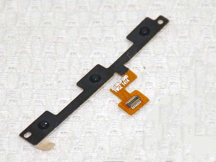 Power Mute Volume Button Port Flex for xiaomi Mi3