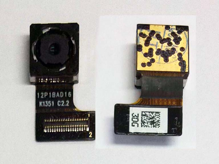 Rear camera flex cable for xiaomi M3