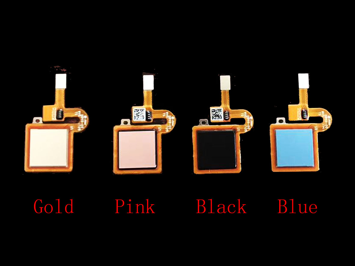 Fingerprint sensor flex cable for Redmi 5 plus-Black&Pink&Blue&Gold
