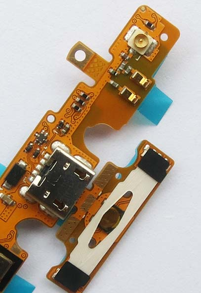 Charging Dock Port Connector Flex Cable for LG l7 ⅡP710