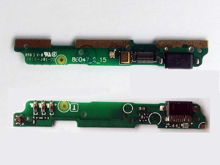 USB plug charge board flex cable for xiaomi Redmi 2 4G/LTE