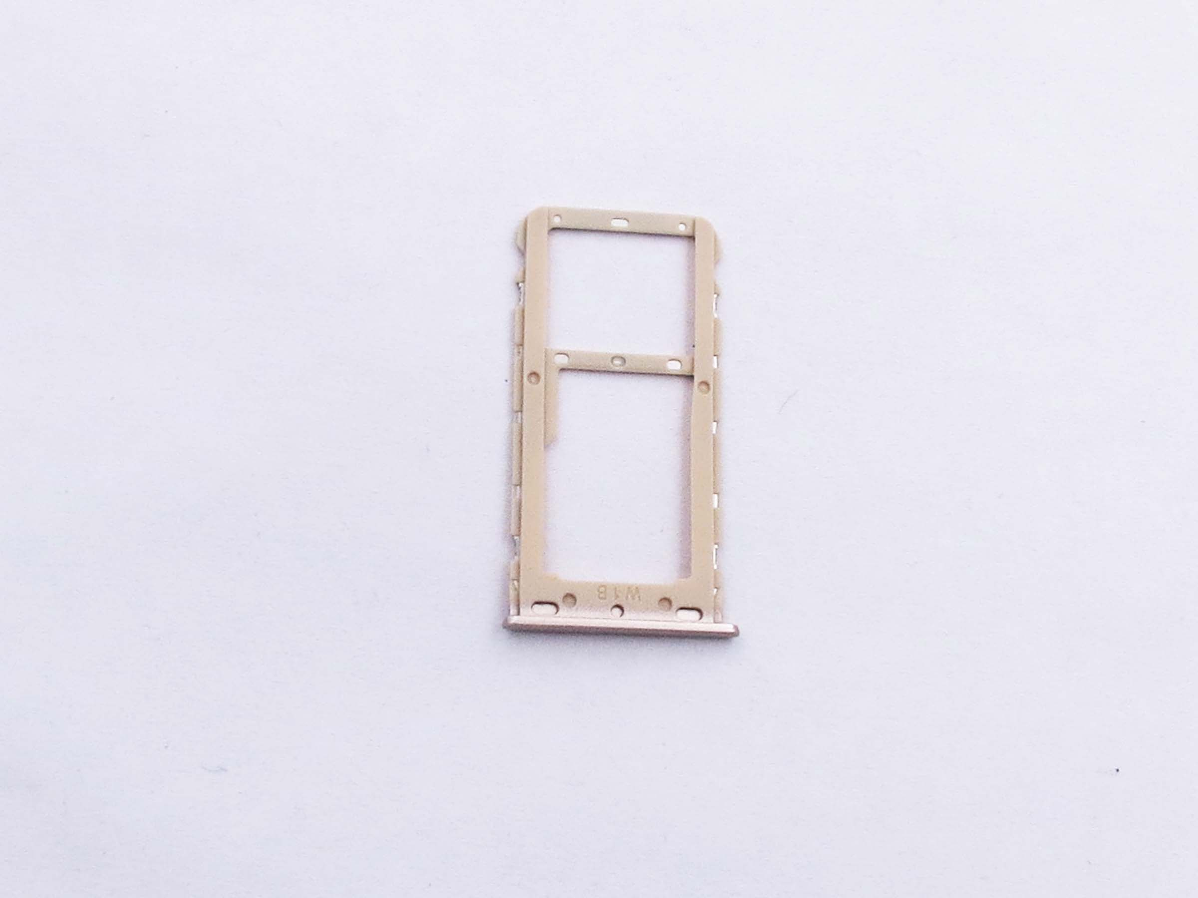 SIM Card Tray Micro SD Card Holder for Redmi 5-Gold