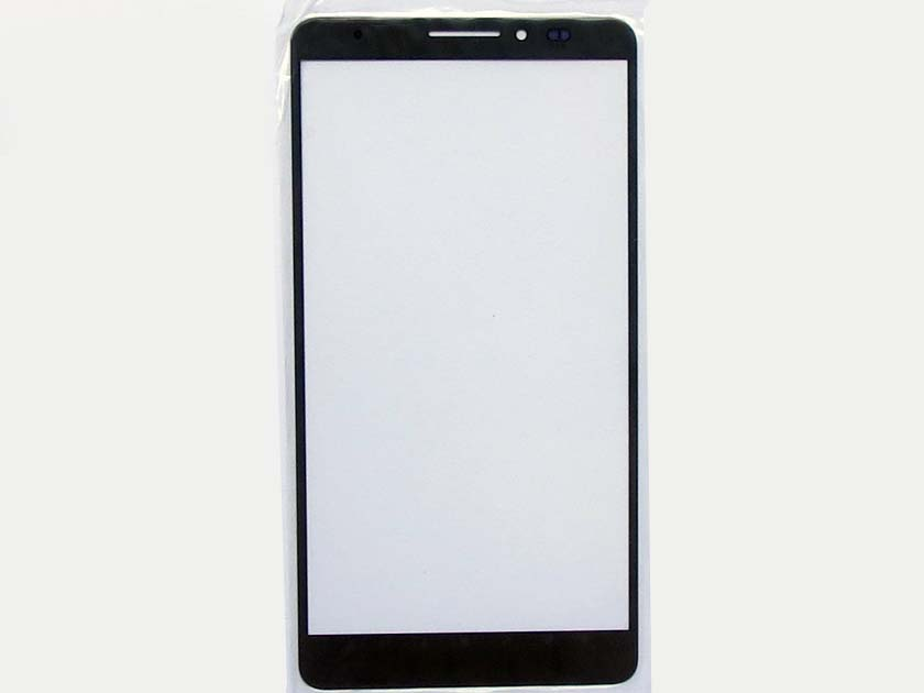 Outer Front Glass Lens for Huawei mate 7- Black