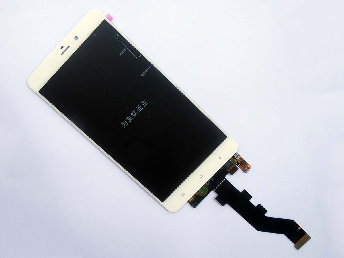 Xiaomi Note Pro Minote Pro LCD Touch Screen Digitizer Assembly - White