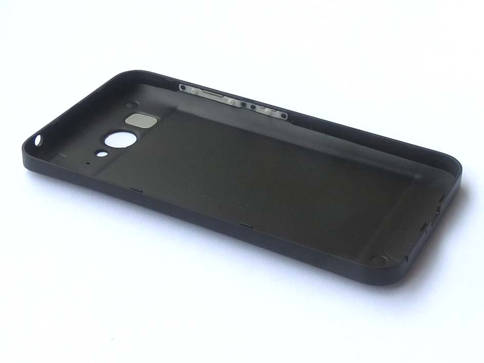 Back Cover Battery Door For Xiaomi 2 MI2 M2 M2s - Black