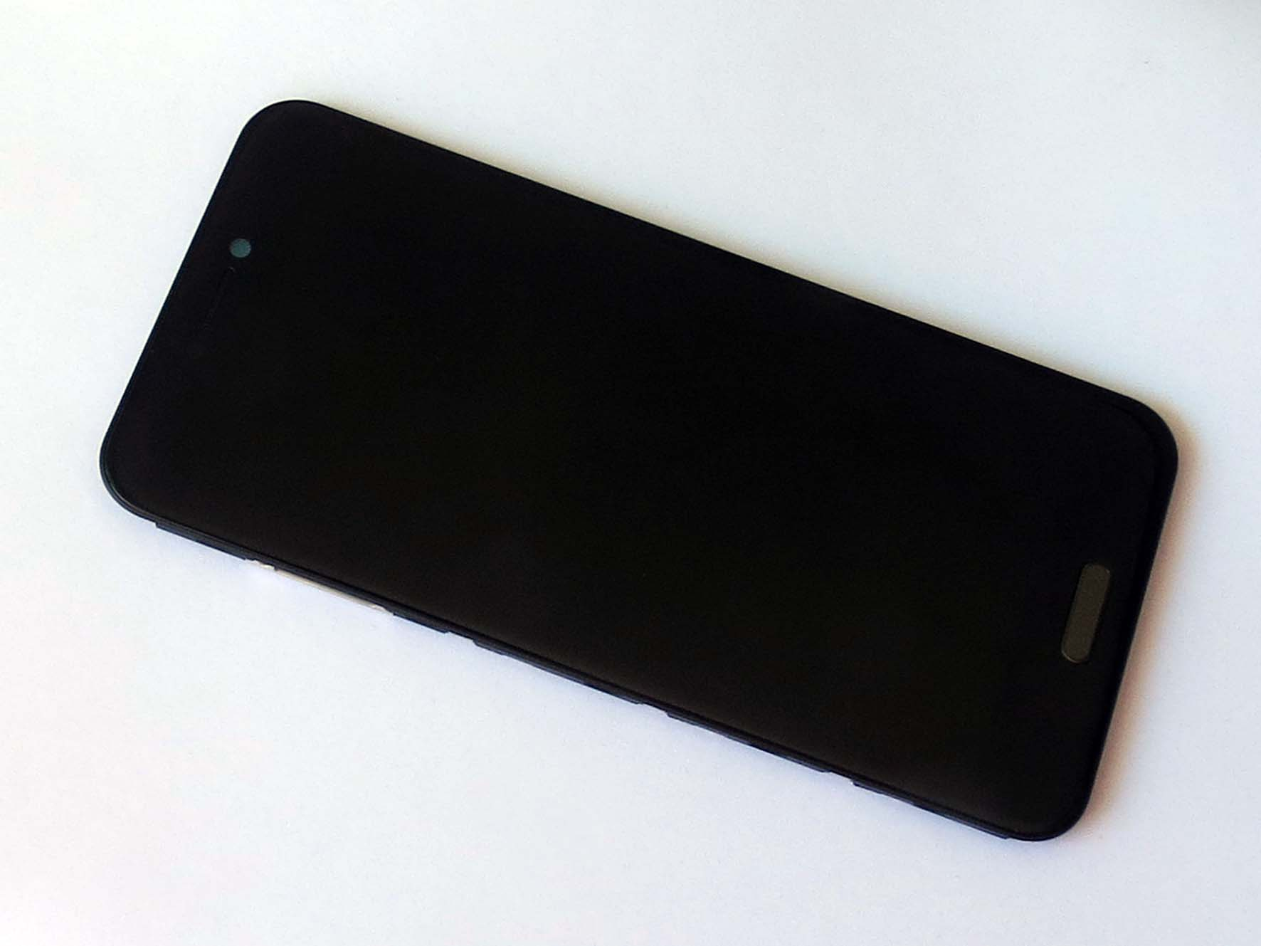 Original Complete screen with front housing for xiaomi 5c Mi5c - Black