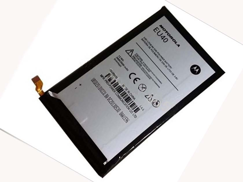 3500mAh EU40 Battery+Flex Cable for Motorola Droid Ultra XT1080