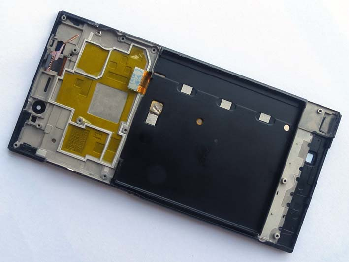 Complete screen with housing for xiaomi M3 Mi3 (WCDMA version)