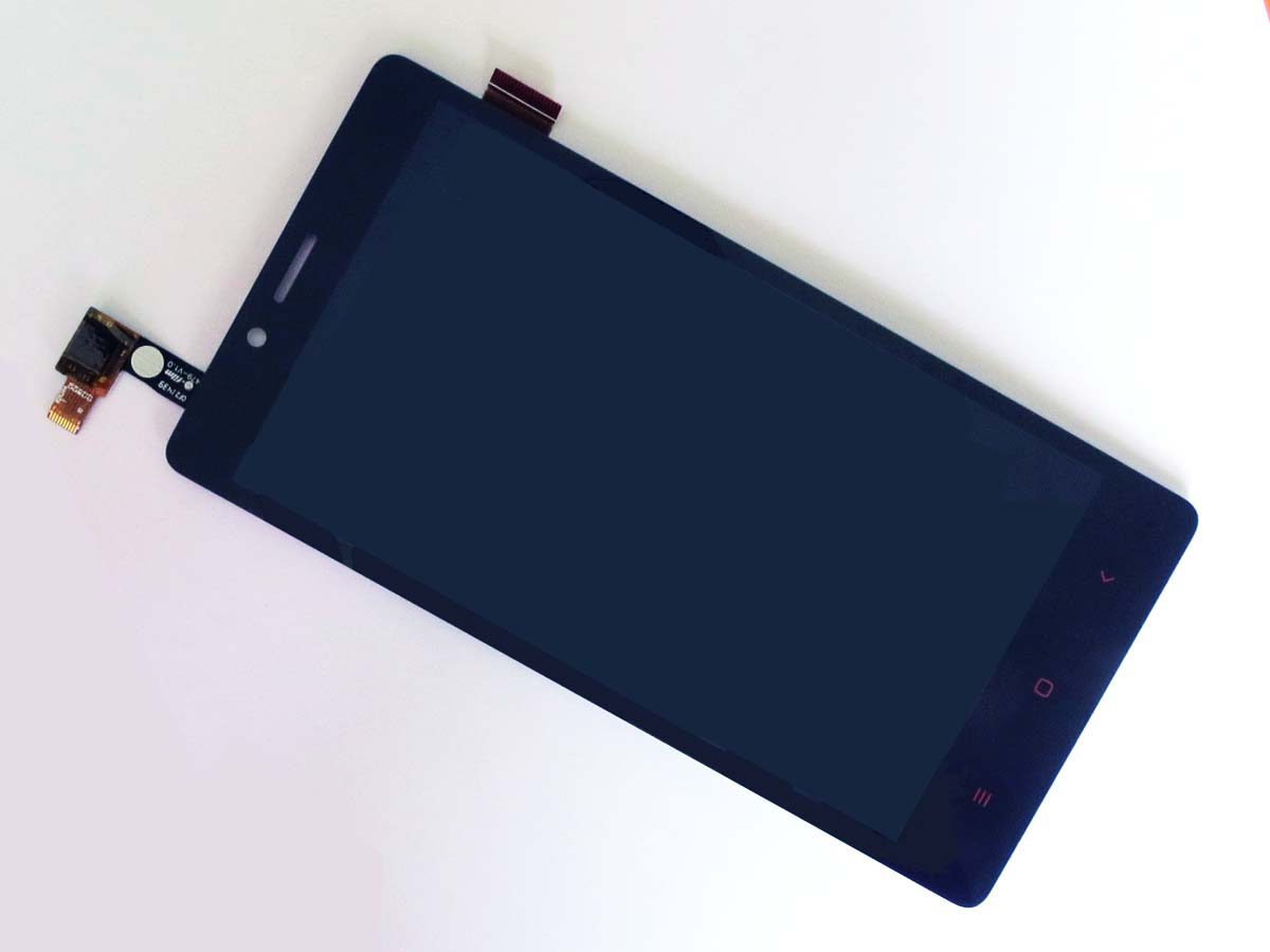 LCD Touch Screen Digitizer Assembly for Hongmi & Redmi Note  - Black