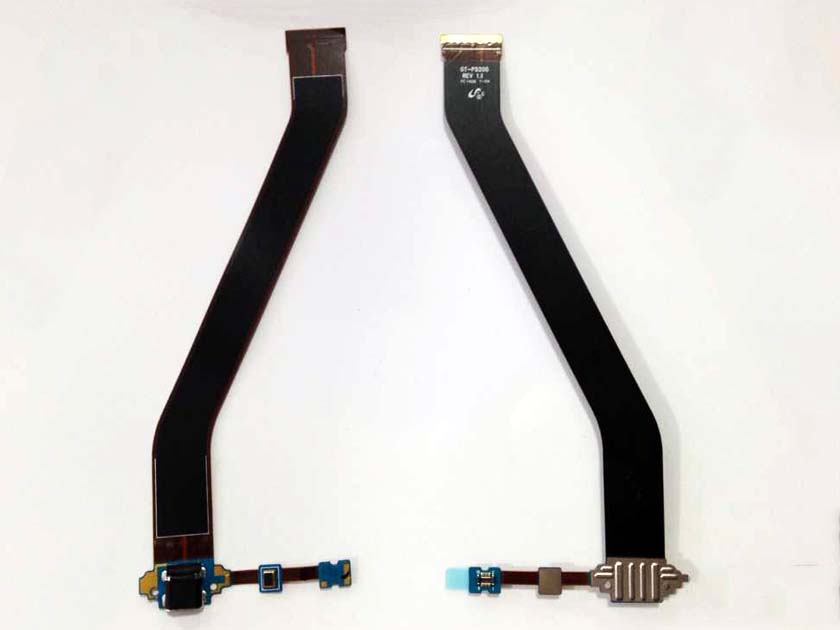 USB Charging Dock Port Flex Cable  for Galaxy TAB 3 10.1 P5200
