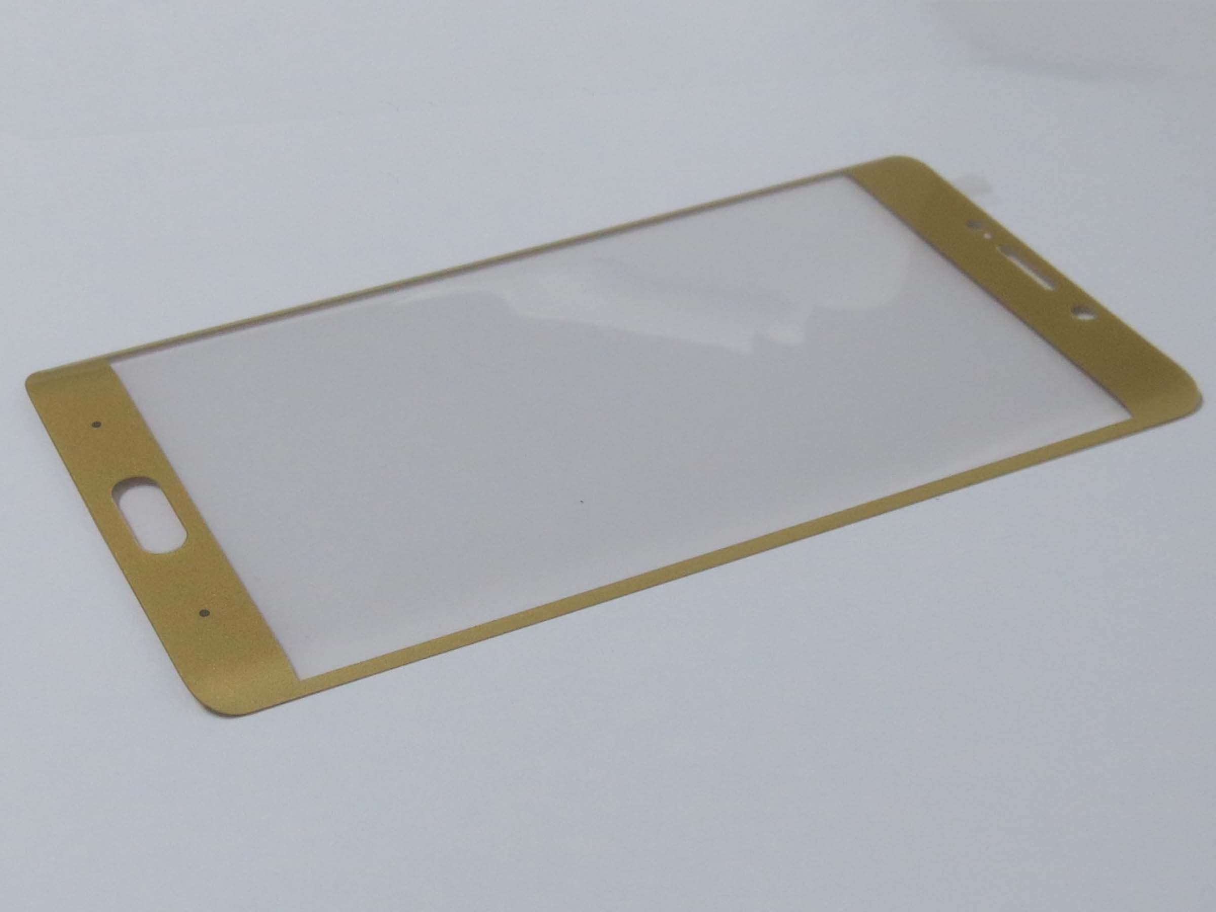 Full Coverage 3D Curved Screen Protector for xiaomi note2-Gold&Black&White&Transparent