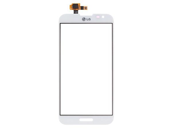 Digitizer Touch Screen for LG optimus G pro - White